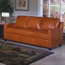 Omnia Leather Chelsea Deco Leather Sofa  Reviews Wayfair - Chelsea leather sofa