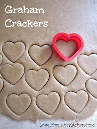 heart shaped crackers graham crackers to be in the kitchen