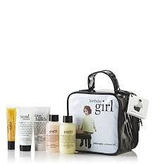the birthday gift set by philosophy best gifts and gift ideas