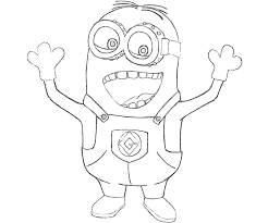 minion rush coloring pages crafts craft cards
