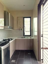 Wet Kitchen Design Denai Alam By Idw Design And Build Sdn Bhd