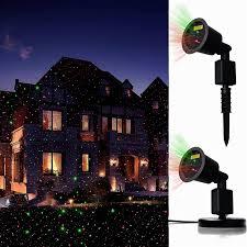 Light Show Lights Christmas Outdoor Laser Lights Waterproof Projection Light Red