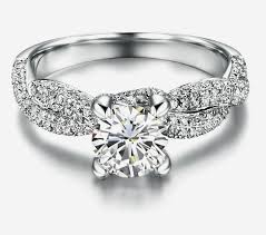 cheap real engagement rings for cheap real rings beautiful line get cheap twisted