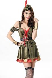 costumes women army green pirate costume 028415 pirate costumes womens