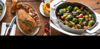 Restaurants Thanksgiving Nyc Over The Top Thanksgiving Menus Abc News
