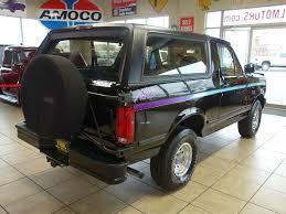 future ford bronco buy this bronco low mileage 1992 nite edition ford trucks com