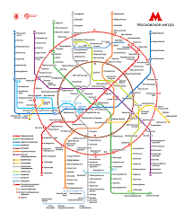 Moscow Metro Map by The Making Of The Moscow Central Circle Symbol