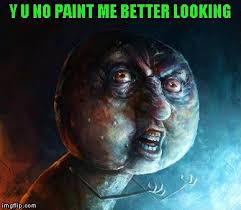 Meme Generator Y U No - y u no guy by sam spratt y u no paint me better looking image