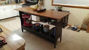 trestle table kitchen island ana white kitchen island trestle table diy projects