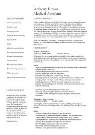 Medical Assistant Resume Samples No Experience by March 2016 Archive The Best Format Pizza Chef Resume 14 Free