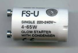 fluorescent light starter replacement easy fixes for slow to start flickering or faulty fluorescent tubes