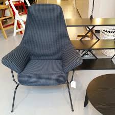 nordic modern occasional chairs with a funky edge