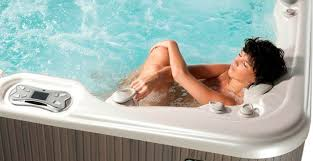 Mom In Bathtub The Ultimate Outdoor Space For Moms Arctic Spas