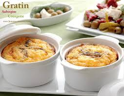 de recette de cuisine gratin courgette aubergine4 thumb jpg