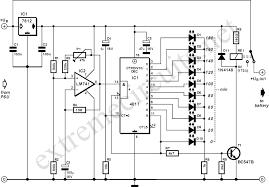hour timer circuit diagram