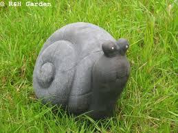 snail ornament snail garden ornament snail statue