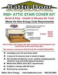 attic stair insulated cover 22x54 r 50 attic stairs attic and