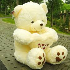 big bears for valentines day best beige big plush teddy soft gift for day