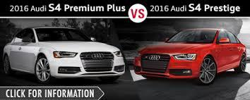 audi premium vs premium plus audi sedan model comparisons naperville il