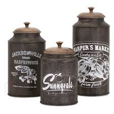 primitive kitchen canisters rustic kitchen canister sets 28 images copper cans set of 3