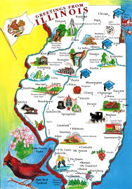 Cairo Illinois Map by World Come To My Home 2129 2314 United States Illinois