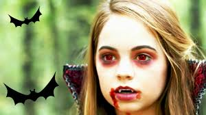 Pretty Beautiful U0026 Scary Vampire Halloween Makeup Ideas