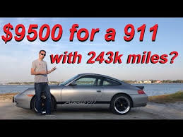 buy 911 porsche i bought the cheapest porsche 911 in the usa 6 month update