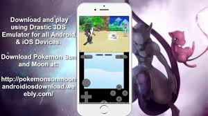 how to play 3ds on android new pokémon moon drastic emulator 3ds ios