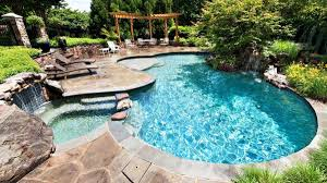 inground pool ideas for back yard backyard swimming design ideas
