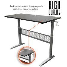 Standing Desk Frame Best Sit Stand Desk Legs Large Size Of Deskspipe Table Legs Home
