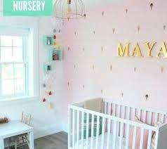 Pink And Grey Nursery Decor Pink Nursery Rooms A Mint Pink Nursery Bedroom Ideas Wall Decor