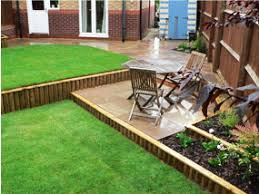 Small Sloped Garden Design Ideas Sloping Garden Design Garden Completed Edging Jardin