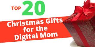 20 christmas gift ideas for digital moms babble