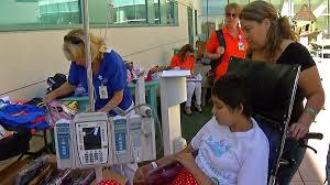 rady children u0027s hospital gets in halloween spirit nbc 7 san diego