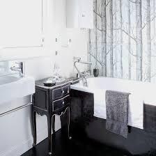 black and white bathroom ideas gallery bathroom 23 cool traditional black and white bathroom designs
