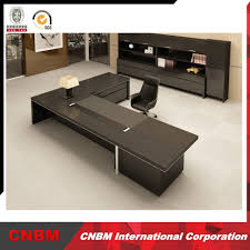 furniture office boss modern director office table design office