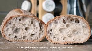 pane ciabatta fatto in casa pane ciabatta con farina molino dalla giovanna senza lattosio