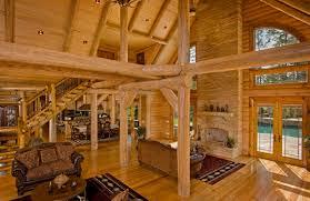 lifeline interior light natural log home stain log home