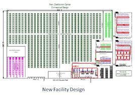 Warehouse Floor Plan Template 19 Floor Plan In Visio 15 By 45 House Plan House Design