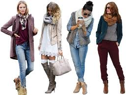 casual fall how to wear layers