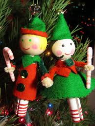 little clothespin doll ornaments dianne faw