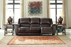 Ashley Furniture Microfiber Loveseat Ashley Furniture Reclining Sofa And Loveseat Couch Leather