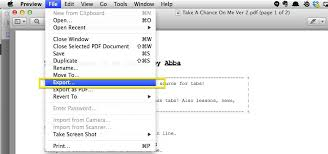 how to use preview to make your pdf documents smaller os x tips