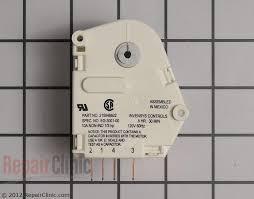 defrost timer 215846602 repairclinic com