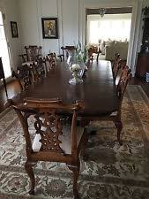 Chippendale Dining Room Set Chippendale Style Dining Furniture Sets Ebay