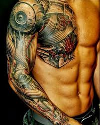 sleeve tattoos for