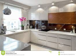 fully fitted modern kitchen royalty free stock image image 10488606