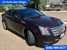 cadillac cts mileage 2010 cadillac cts 3 0l v6 clean title carfax leather low