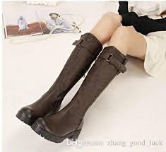 womens the knee boots australia 2015 fashion work boots knee high boots winter boots