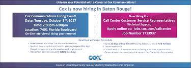 Resumes For Call Center Jobs by Call Center Customer Service Representative Job In Baton Rouge La
